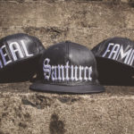 SIXNE Leather Strapbacks